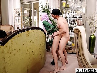 Audrey Royal Obeys Her Husband For Deep Creampie