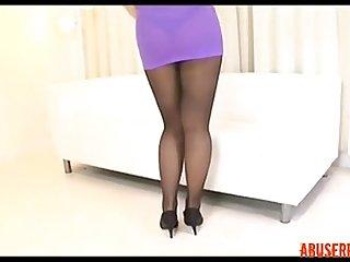 Asian Pantyhose Solo: Stockings HD Porn VideoxHamster hardcore - abuserporn.com