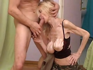 granny 90 year fuck