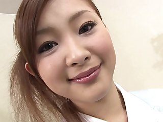41Ticket - Nurse Suzuka Ishikawa Fucked in Threesome (Uncensored JAV)