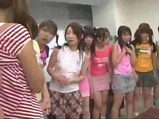 japanese schoolgirls attacked teachers 1