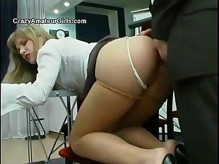 Pantyhose bumbum 3