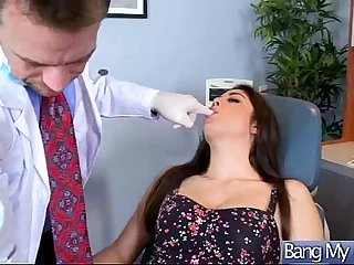 (nathalie monroe) Lovely Patient Bang With Doctor clip-24