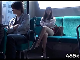 Sizzling sexy asian anal sex