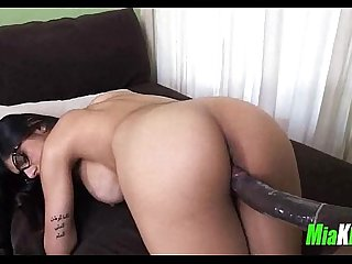 Mia Khalifa first big black cock 3 95
